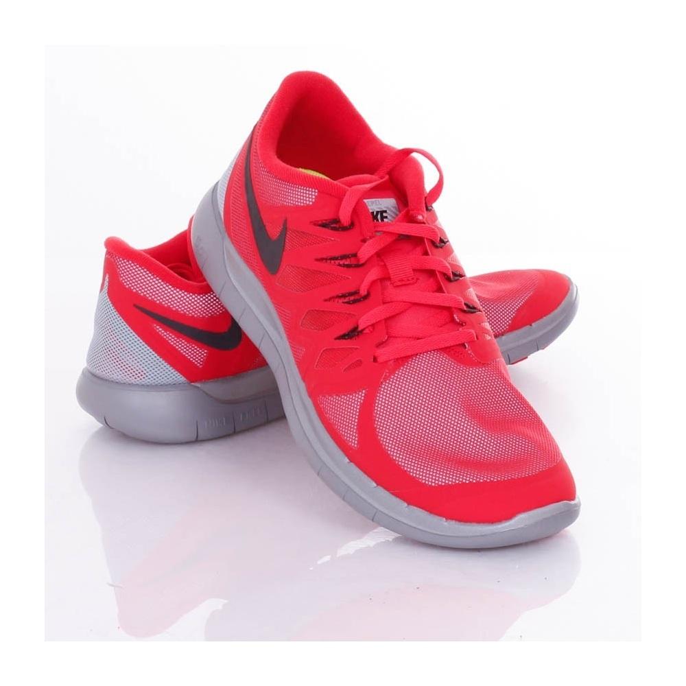 add5ccbc35 Nike Free 5.0 Flash férfi futócipő szín piros méret 42.5